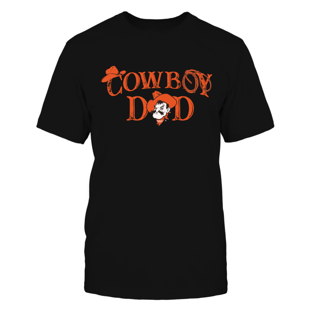 Oklahoma State Cowboys - Cowboys Dad Front picture