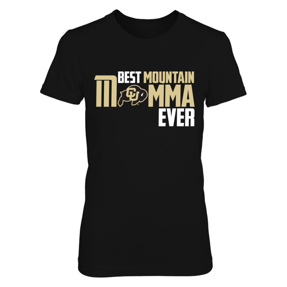 Colorado Buffaloes - Best Mountain Momma Ever Front picture