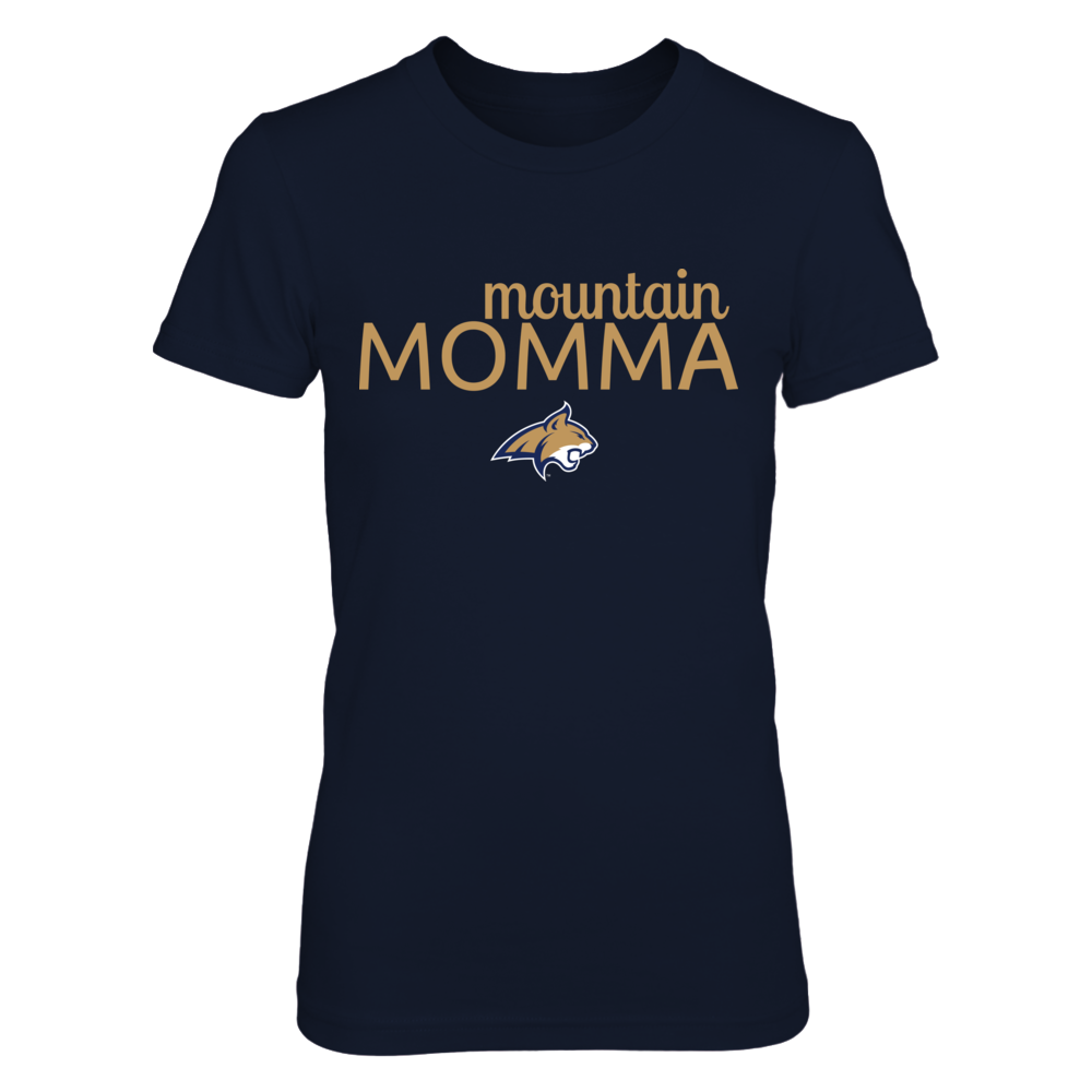 Montana State Bobcats - Mountain Momma Front picture