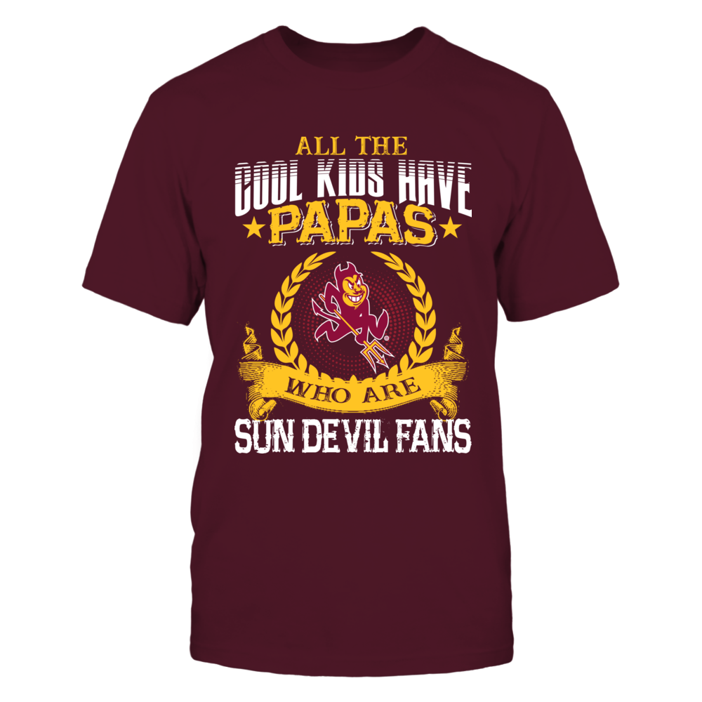 Arizona State Sun Devils - All The Cool Kids Front picture