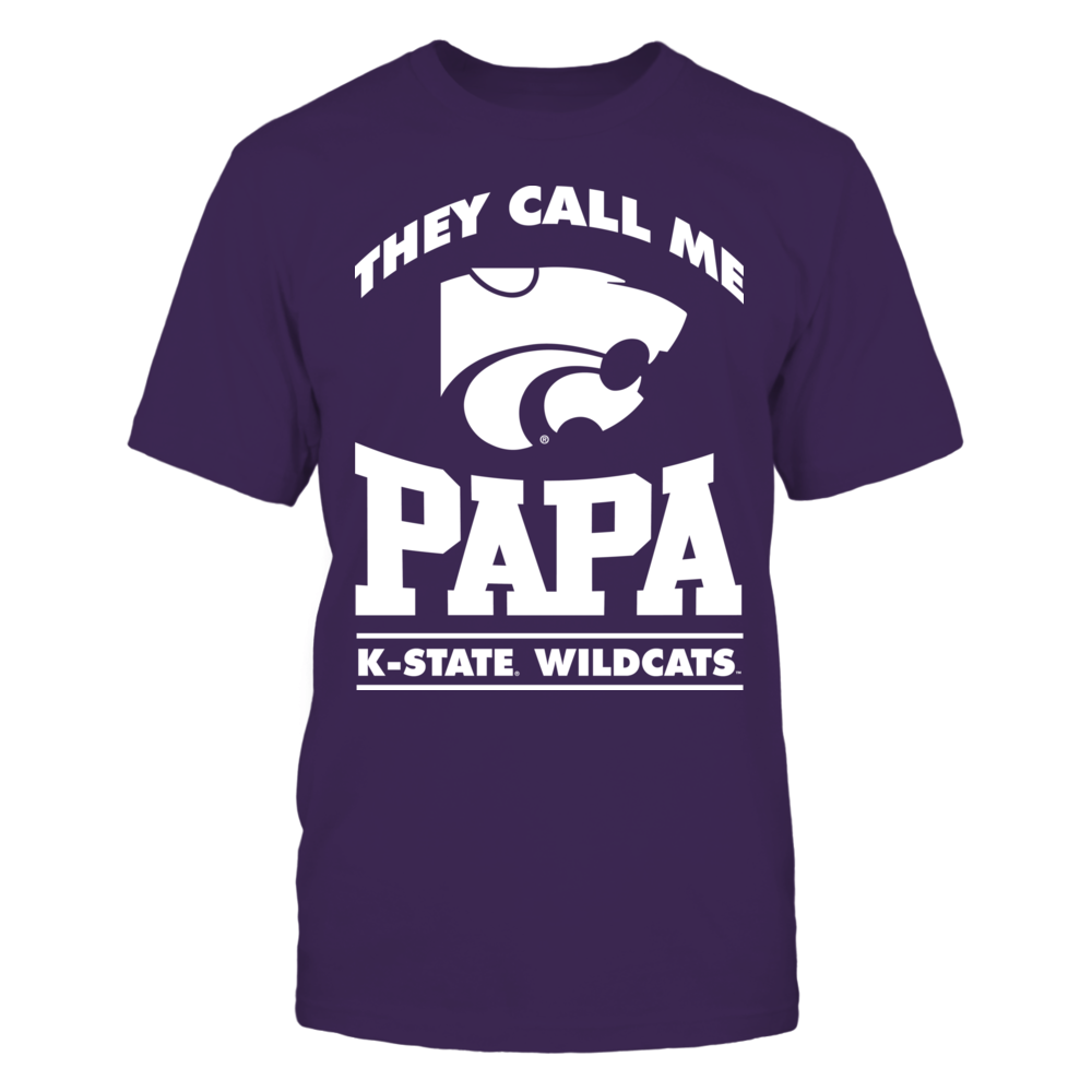 They Call Me Papa - Kansas State Wildcats Front picture