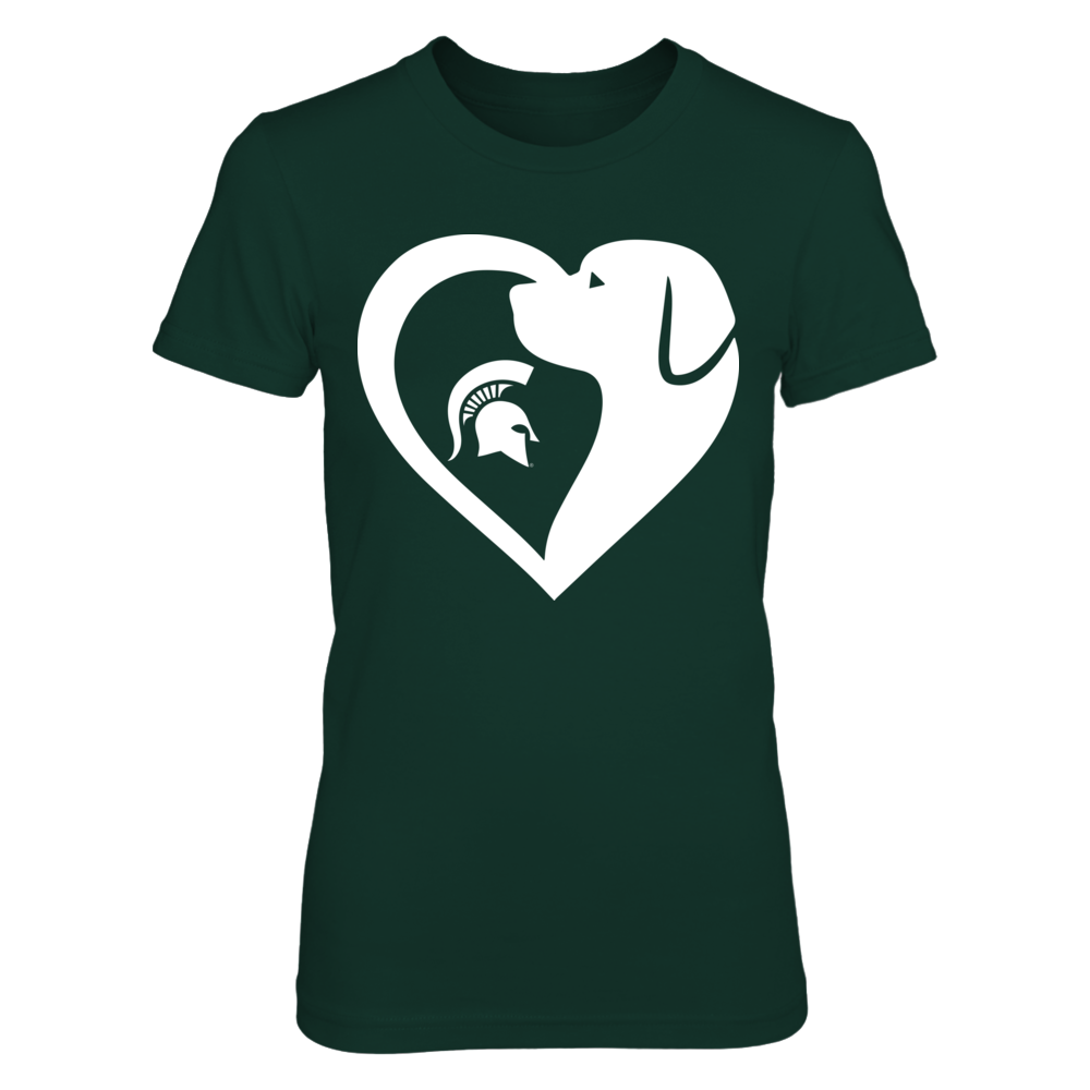 Michigan State Spartans - This Is All I need - Labrador Front picture