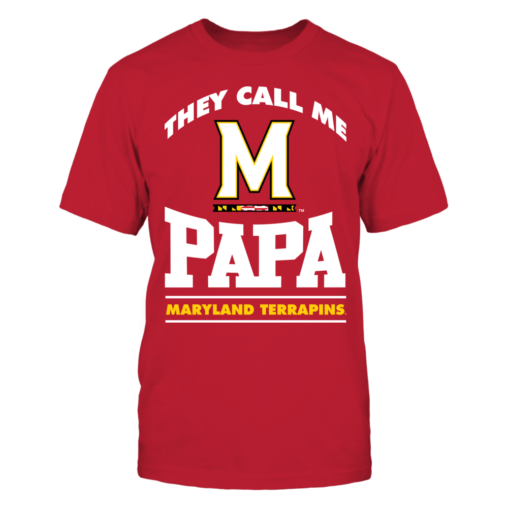Maryland Terrapins - They Call Me Papa Front picture