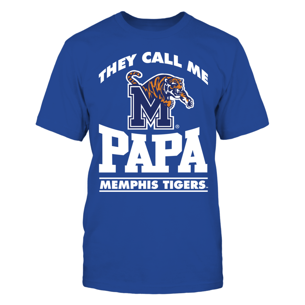 Memphis Tigers - They Call Me Papa Front picture