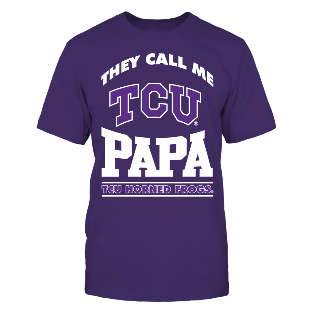 TCU Horned Frogs - They Call Me Papa Front picture