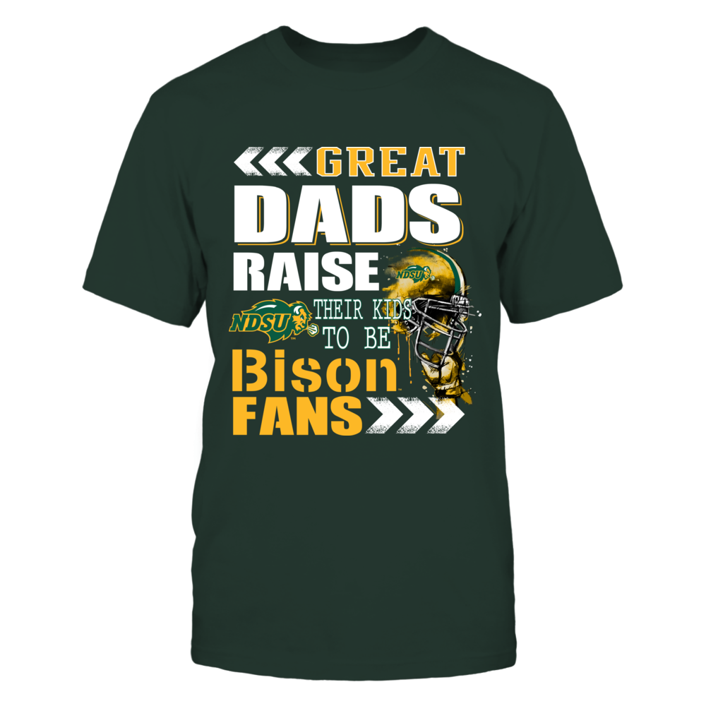 North Dakota State Bison - Great Dads Front picture