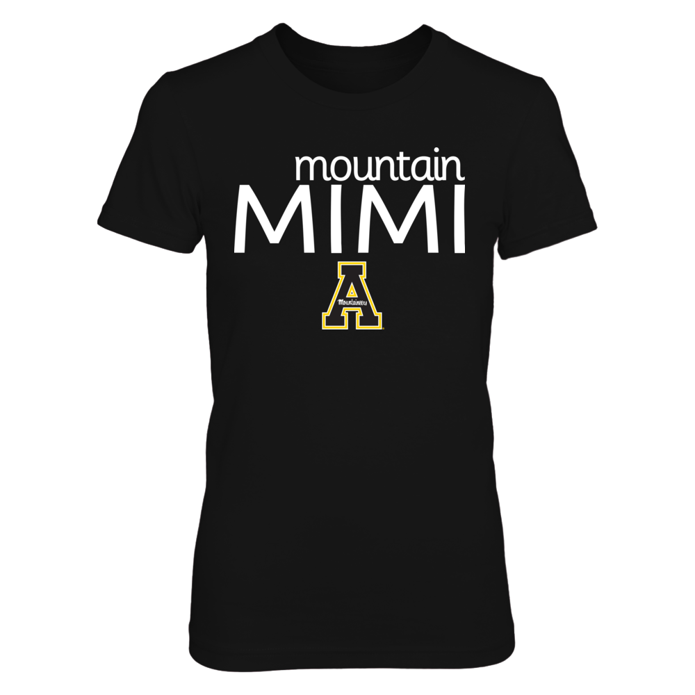 Appalachian State Mountaineers - Mountain Momma - Mimi Front picture