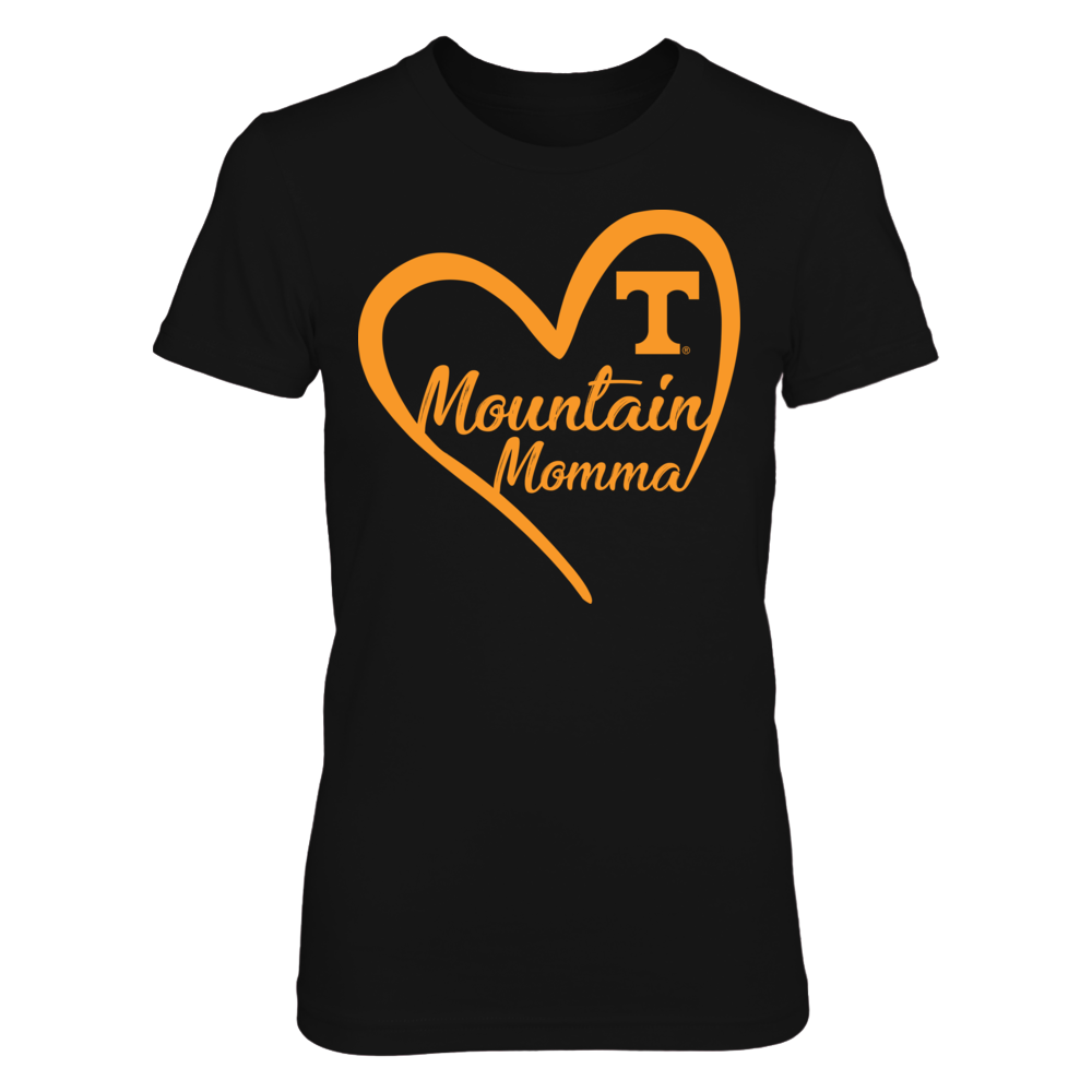Tennessee Volunteers - Heart Mountain Momma Front picture