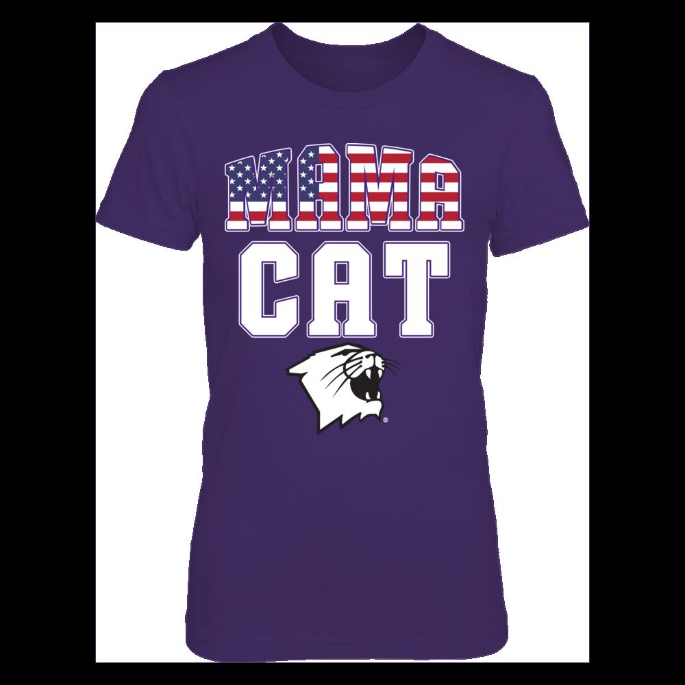 Northwestern Wildcats - Mama Pride Front picture