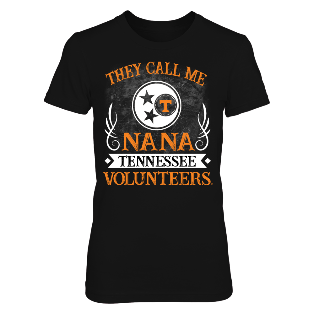 Tennessee Volunteers - They Call Me - Women Style Front picture