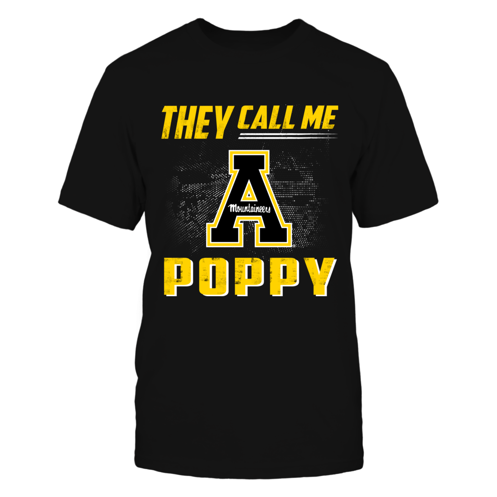 Appalachian State Mountaineers - They Call Me Poppy Front picture