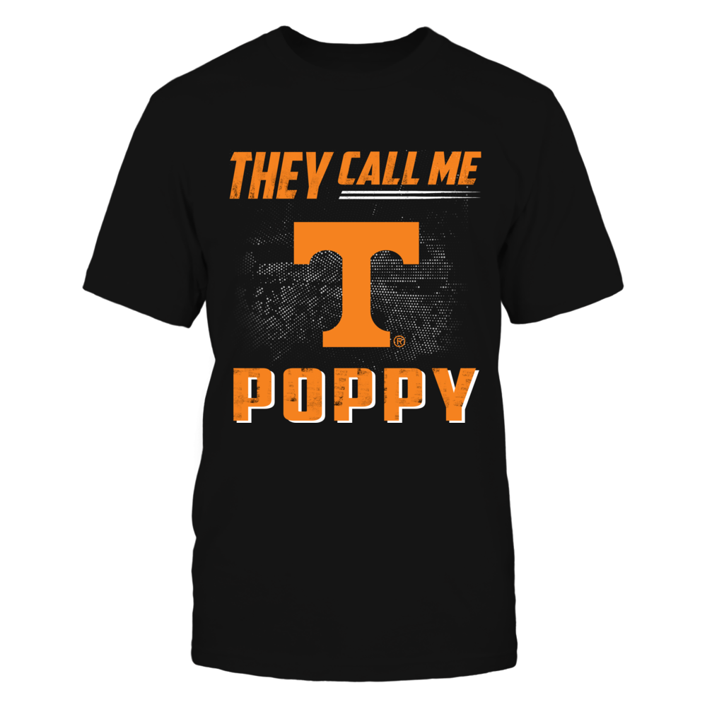 Tennessee Volunteers - They Call Me Poppy Front picture