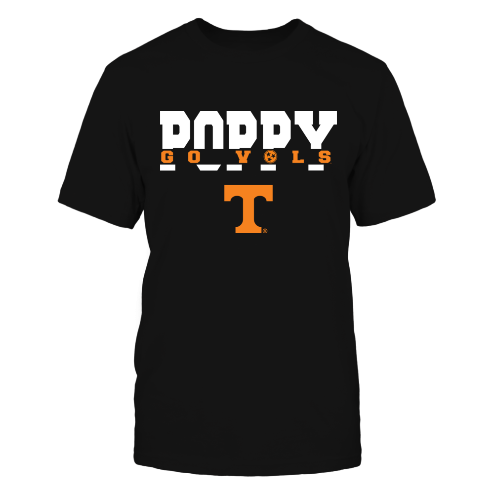 Tennessee Volunteers - Poppy - Slogan Cut Through Front picture