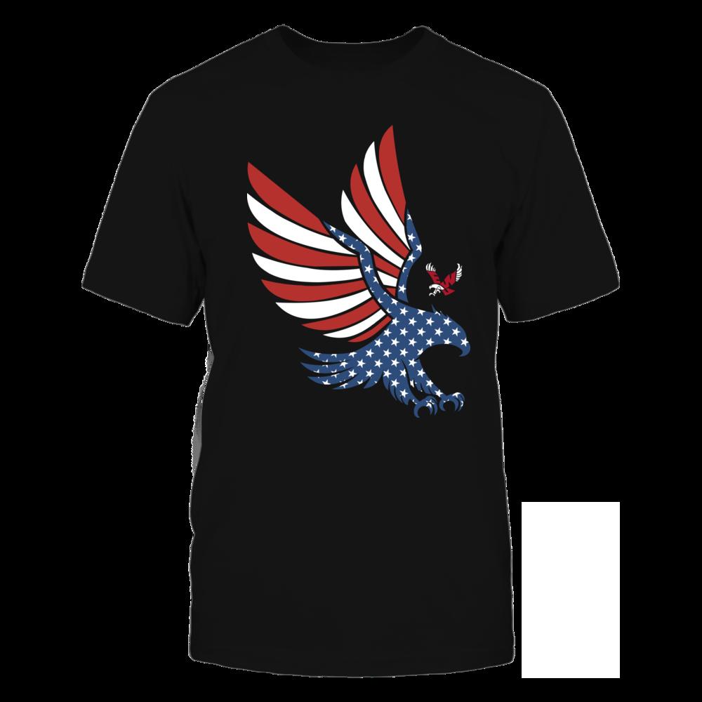 Eastern Washington Eagles - Flag Mascot Front picture