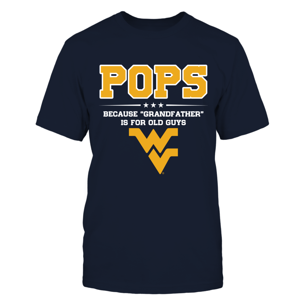 West Virginia Mountaineers - Not Grandfather - Pops Front picture
