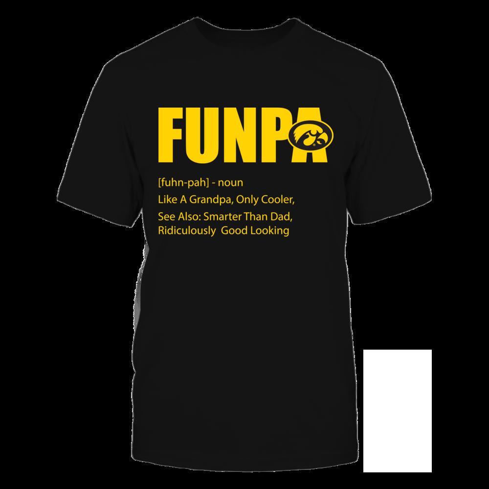 Iowa Hawkeyes - Funpa Front picture