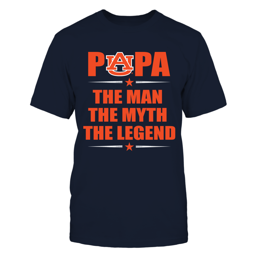 Auburn Tigers - Papa - The Man The Myth The Legend Front picture