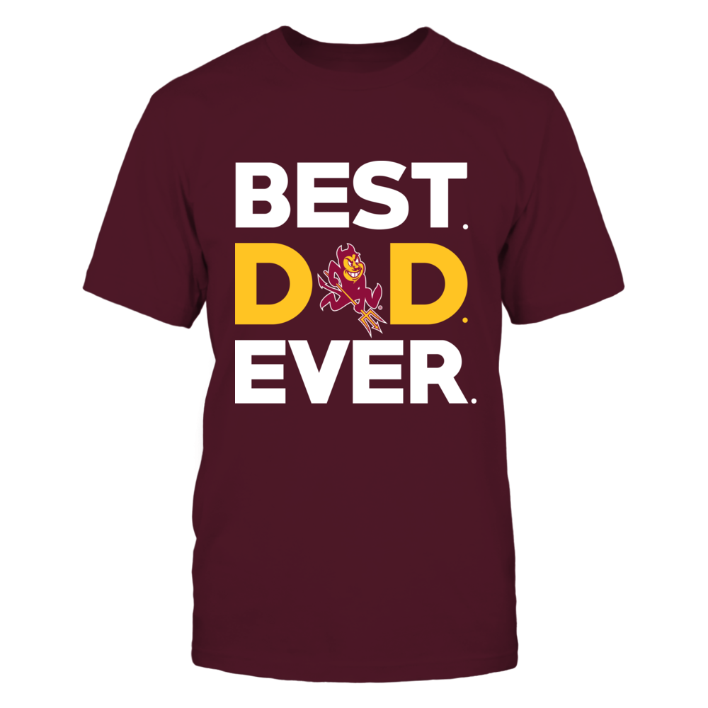 Arizona State Sun Devils - Best Dad Ever Front picture