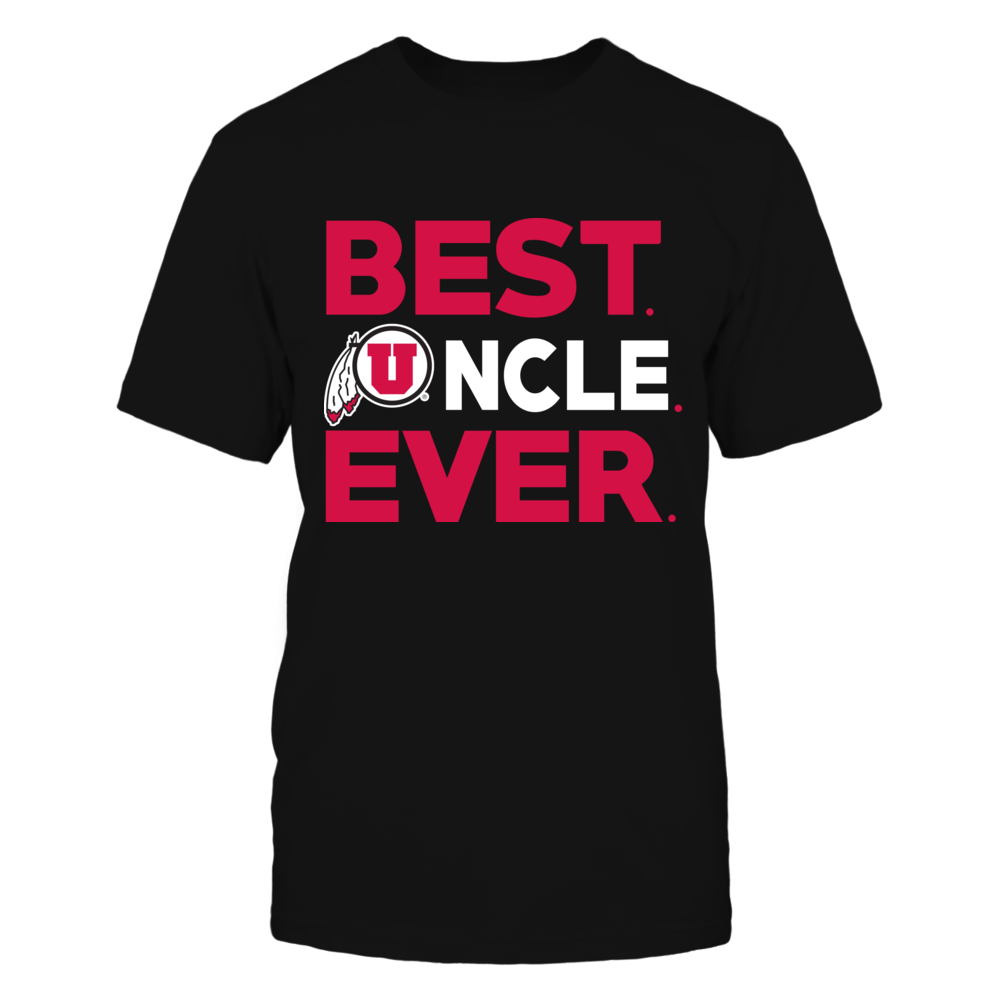 Utah Utes - Best Uncle Ever Front picture