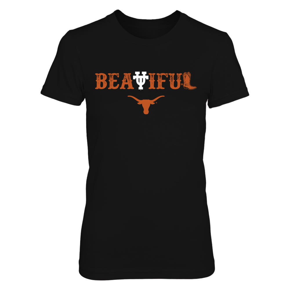 Texas Longhorns - beaUTiful boot Front picture