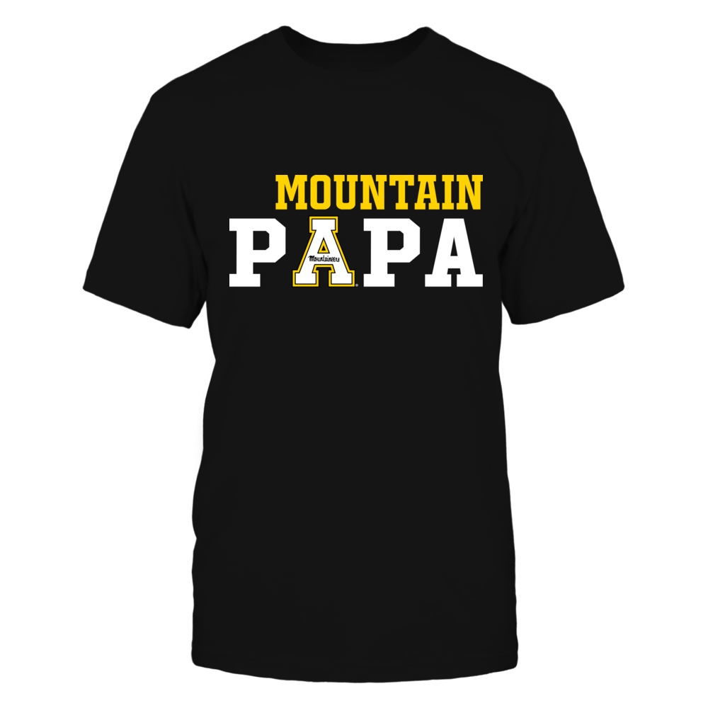 Appalachian State Mountaineers - Mountain Papa Front picture
