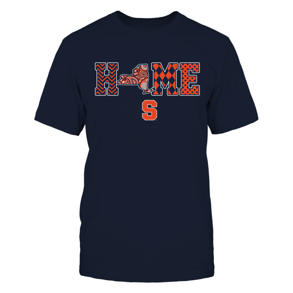 Syracuse Orange - Love state pattern Front picture