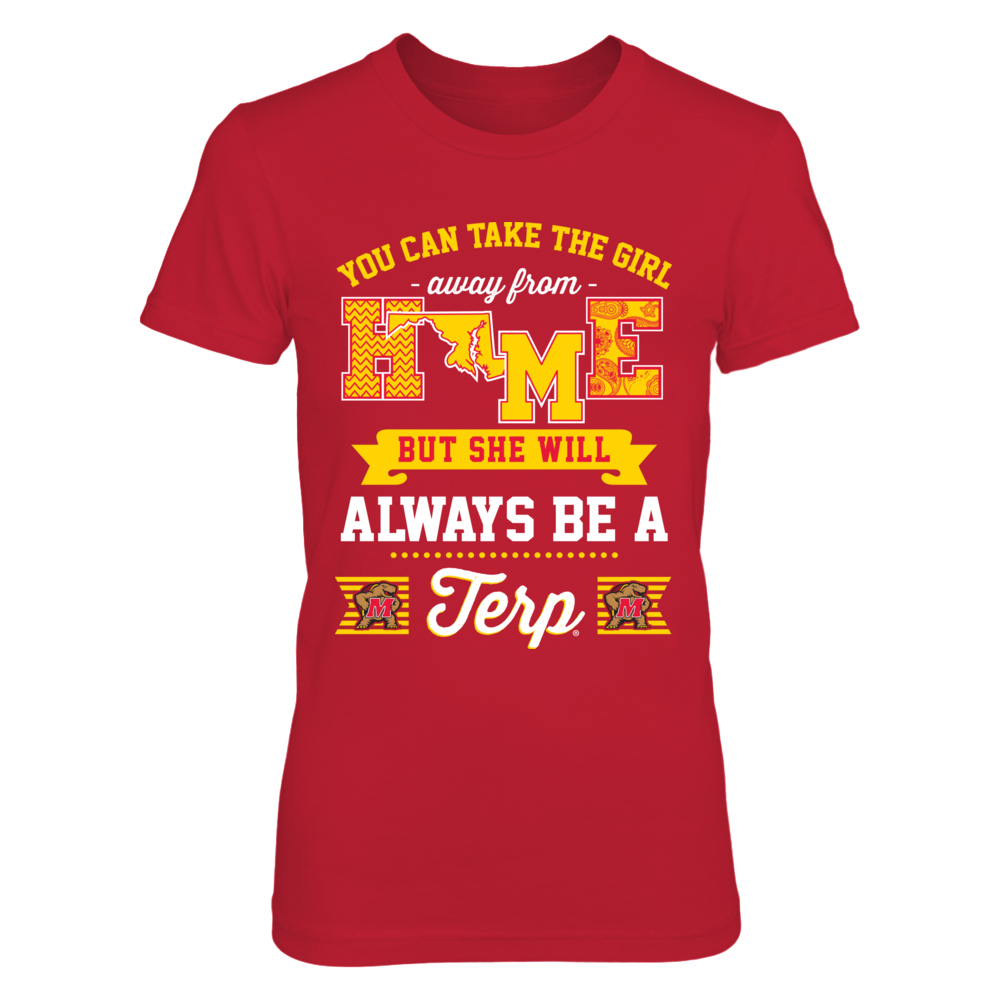Maryland Terrapins -  Take The Away From Home Front picture