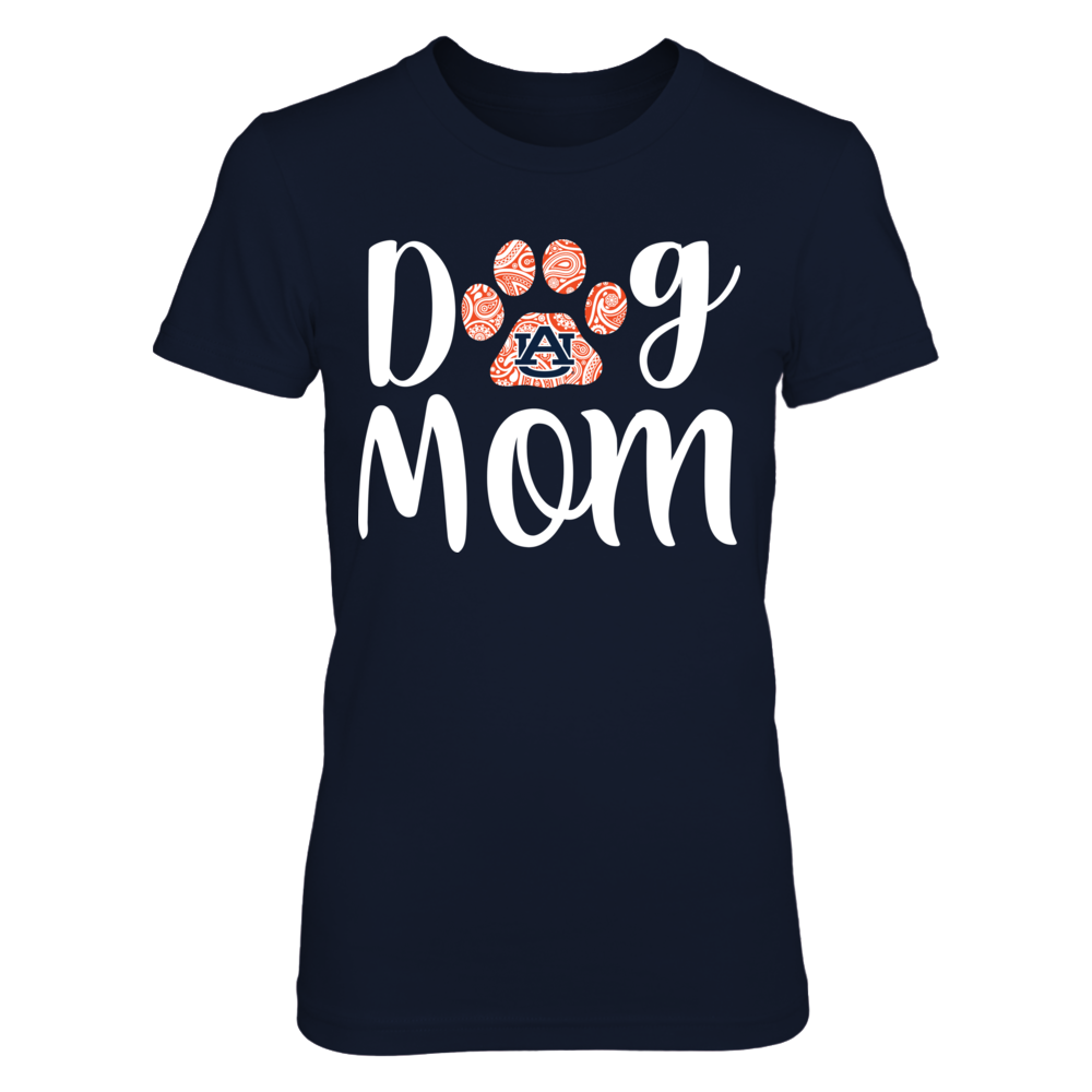 Auburn Tigers - Dog Mom - Paw Front picture