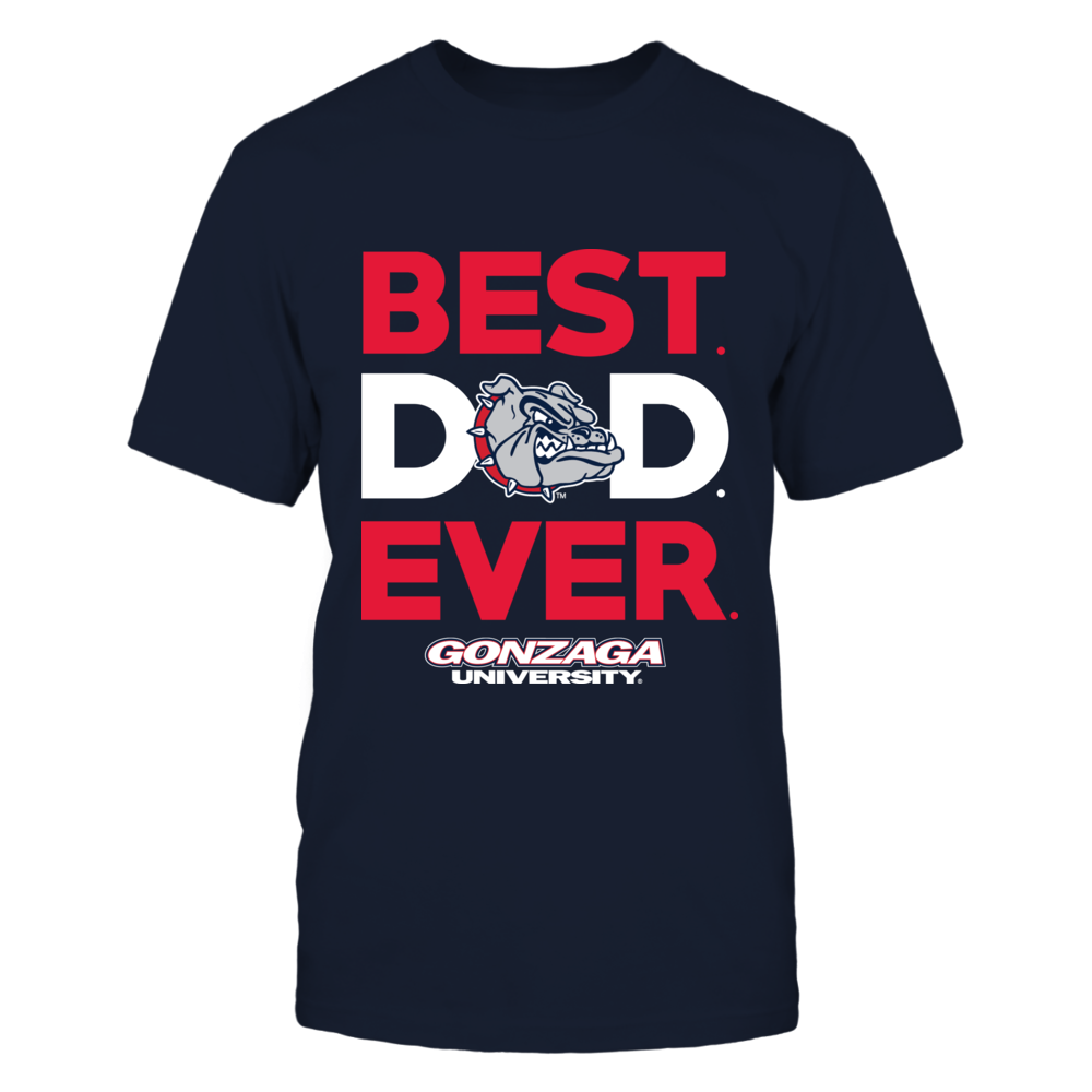 Gonzaga Bulldogs - Best Dad Ever Front picture