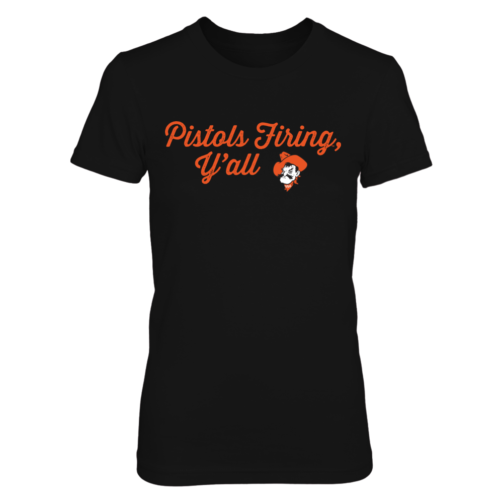 Oklahoma State Cowboys - Slogan Y'all Front picture