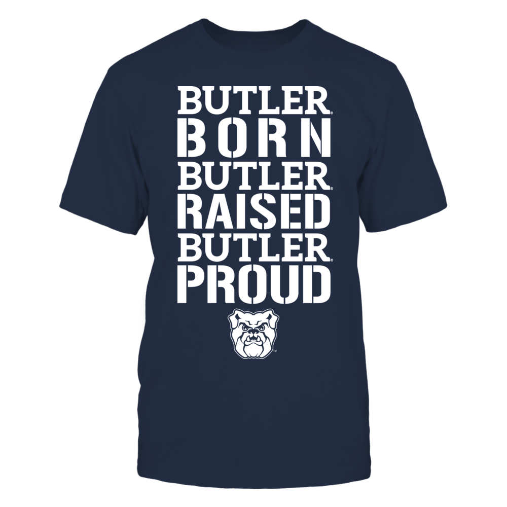Butler Bulldogs - Born Raised Proud Front picture