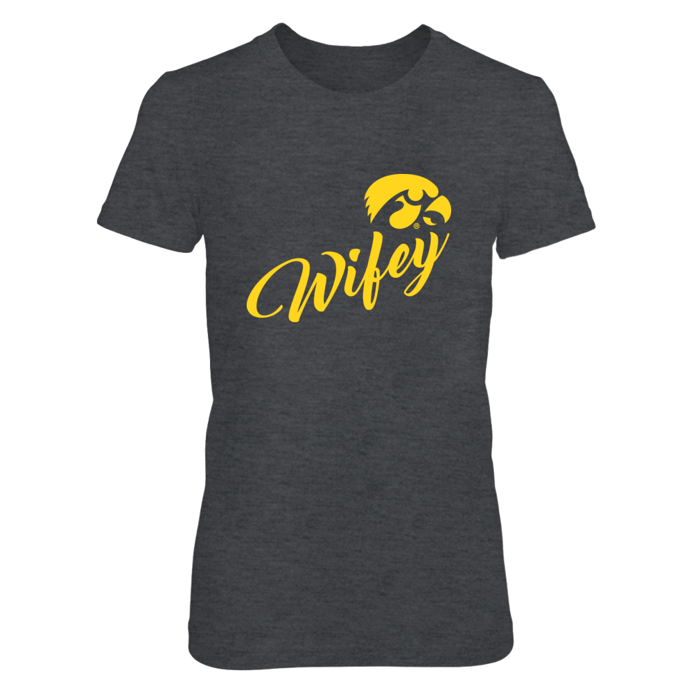 Iowa Hawkeyes - Wifey Front picture
