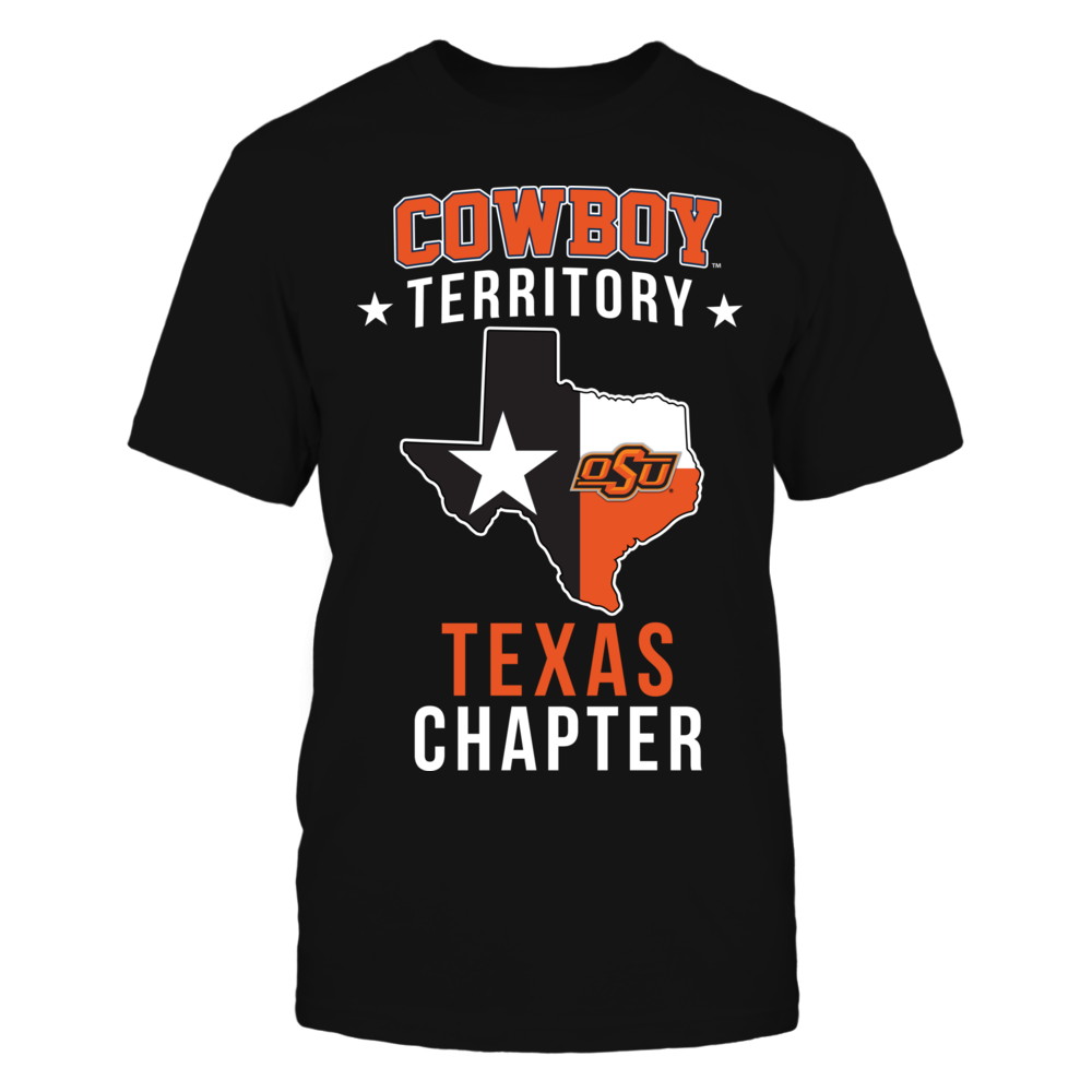 Oklahoma State Cowboys - Territory - Chapter Front picture