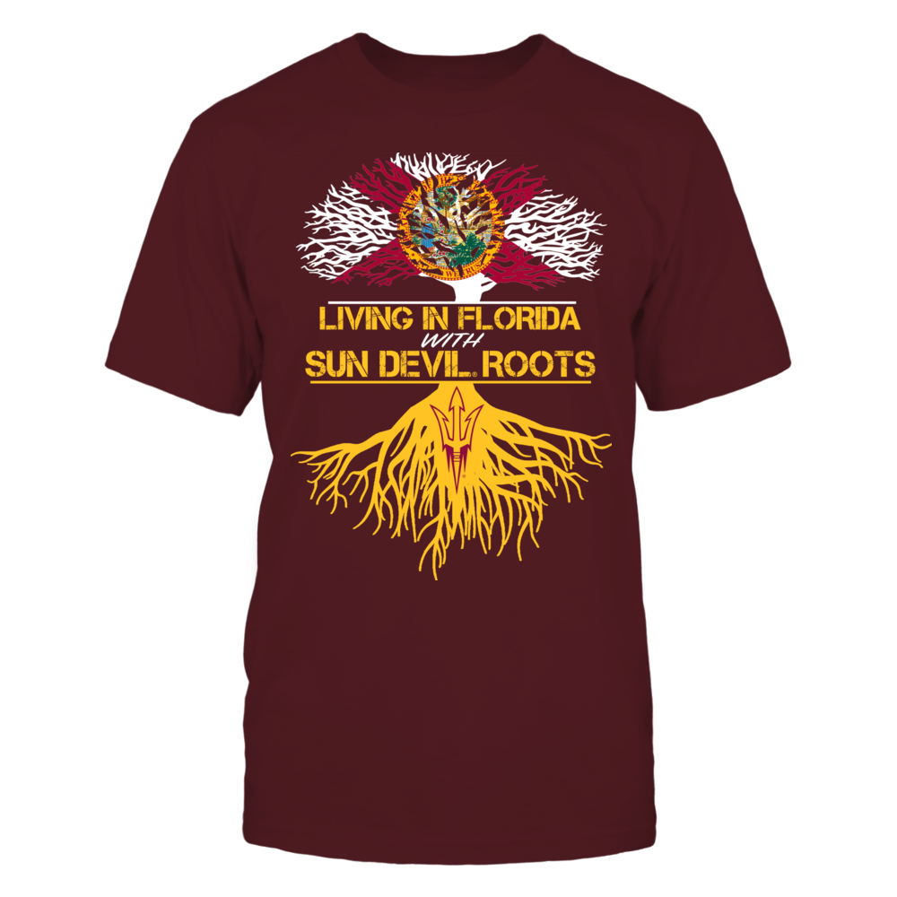 Arizona State Sun Devils - Living Roots Florida Front picture