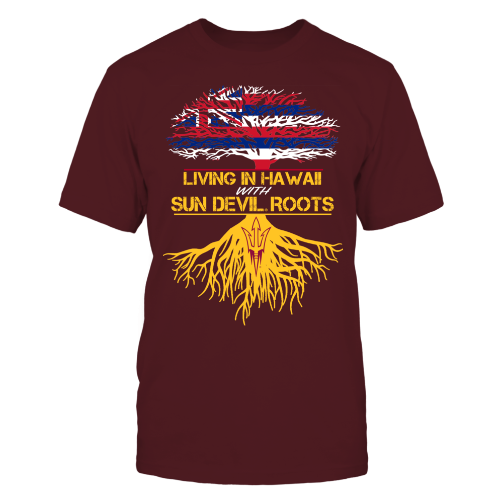 Arizona State Sun Devils - Living Roots Hawaii Front picture