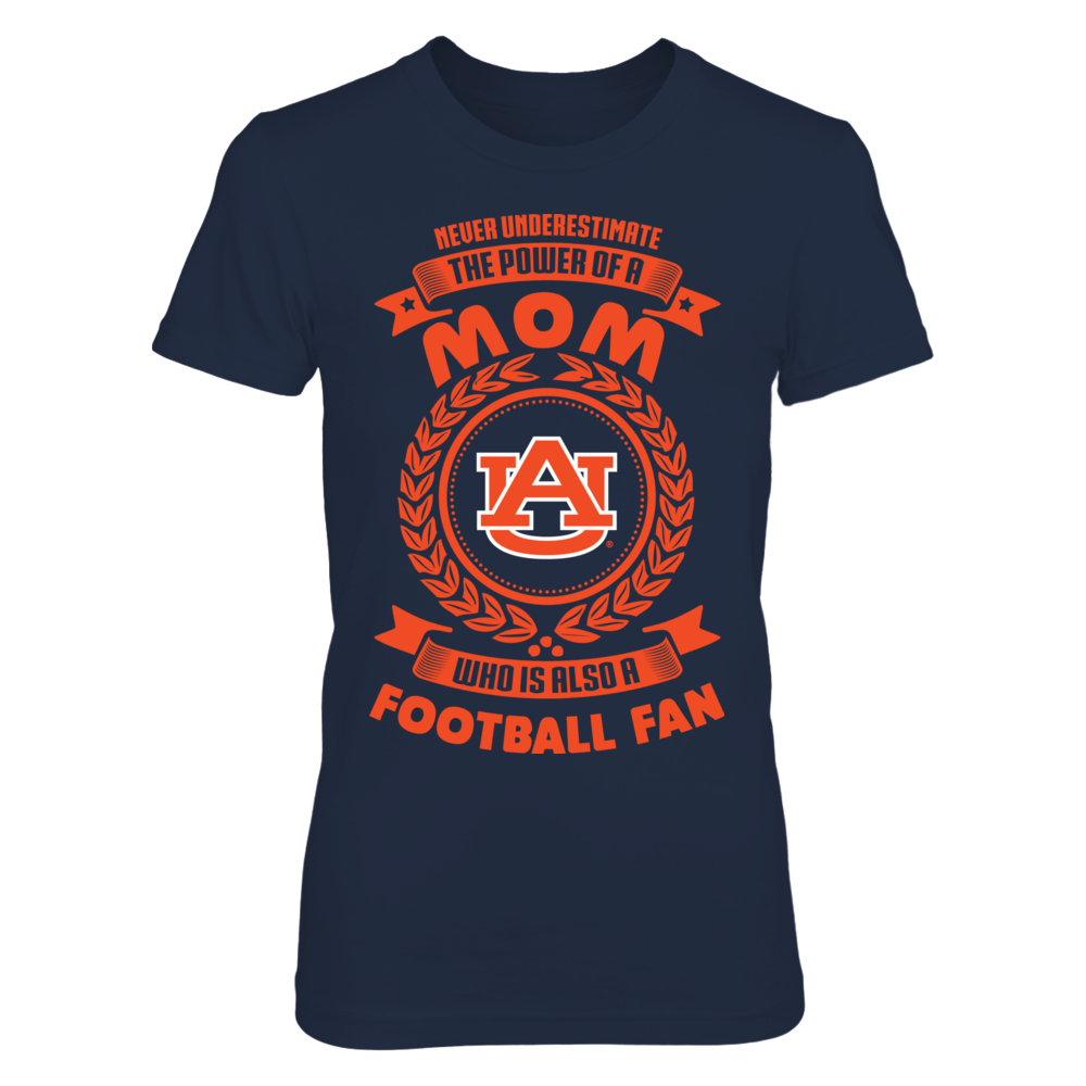 The Power of a Mom Auburn Front picture