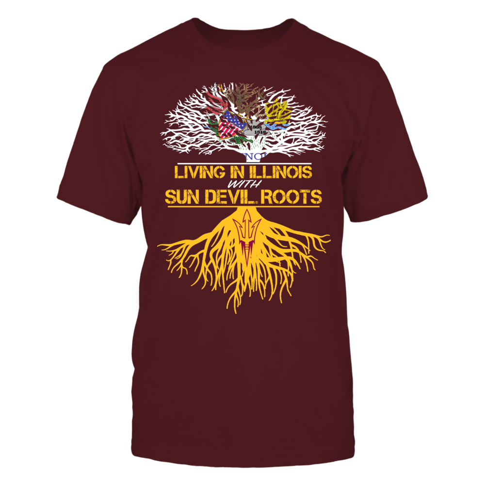 Arizona State Sun Devils - Living Roots Illinois Front picture