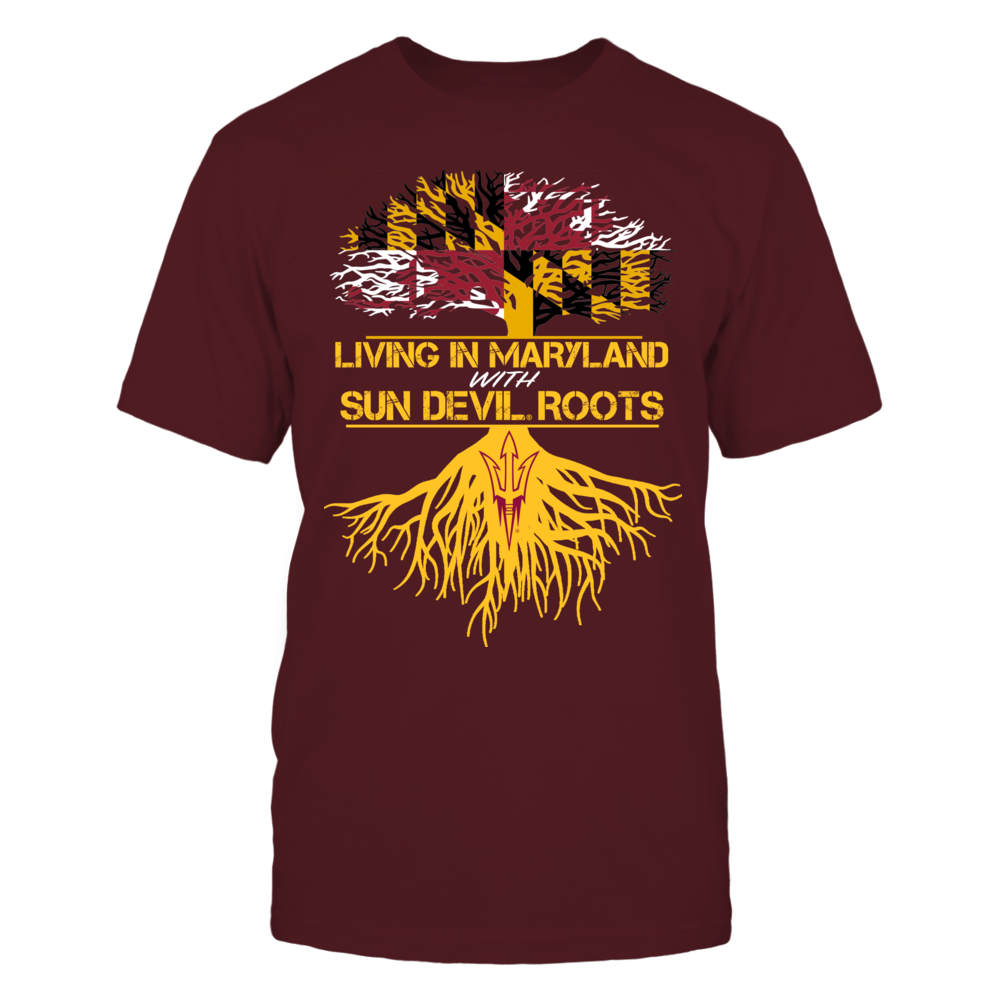 Arizona State Sun Devils - Living Roots Maryland Front picture