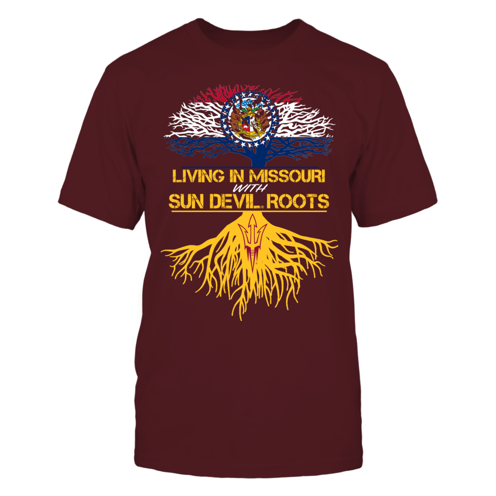 Arizona State Sun Devils - Living Roots Missouri Front picture