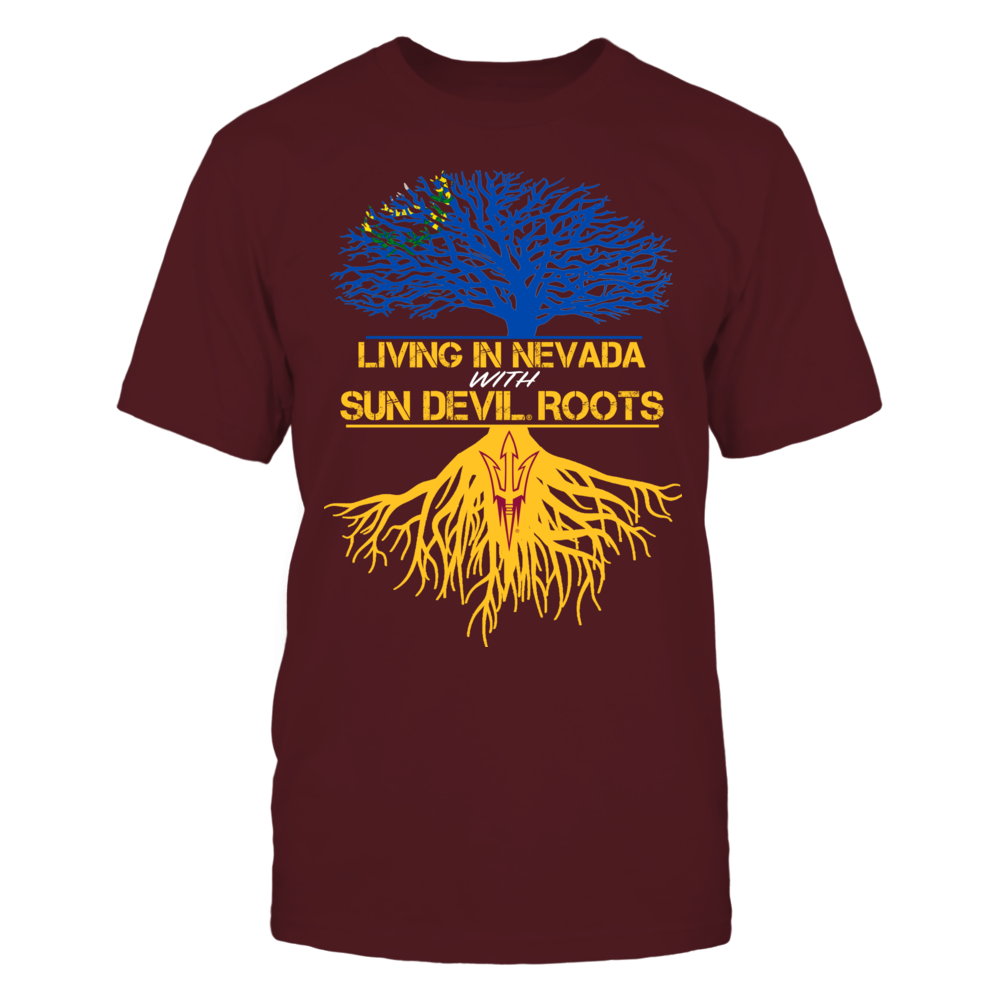 Arizona State Sun Devils - Living Roots Nevada Front picture