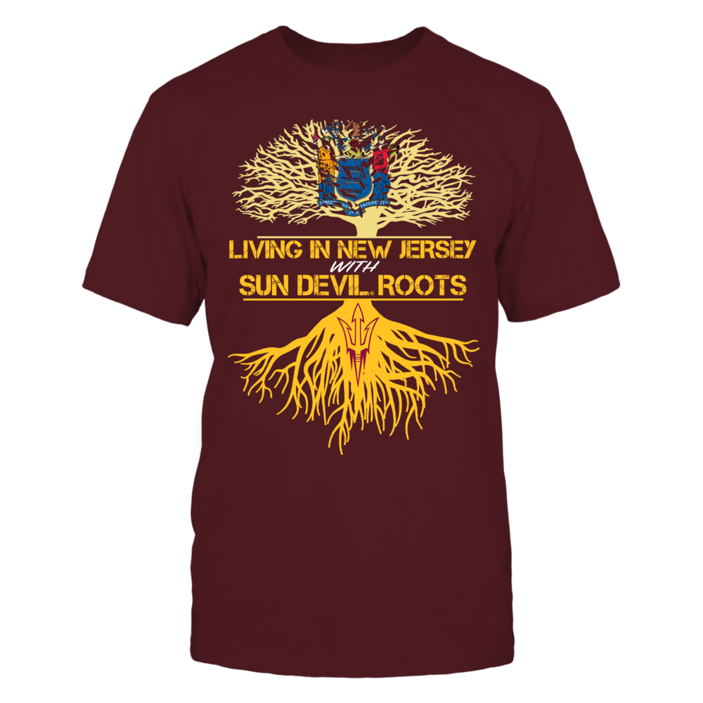 Arizona State Sun Devils - Living Roots New Jersey Front picture