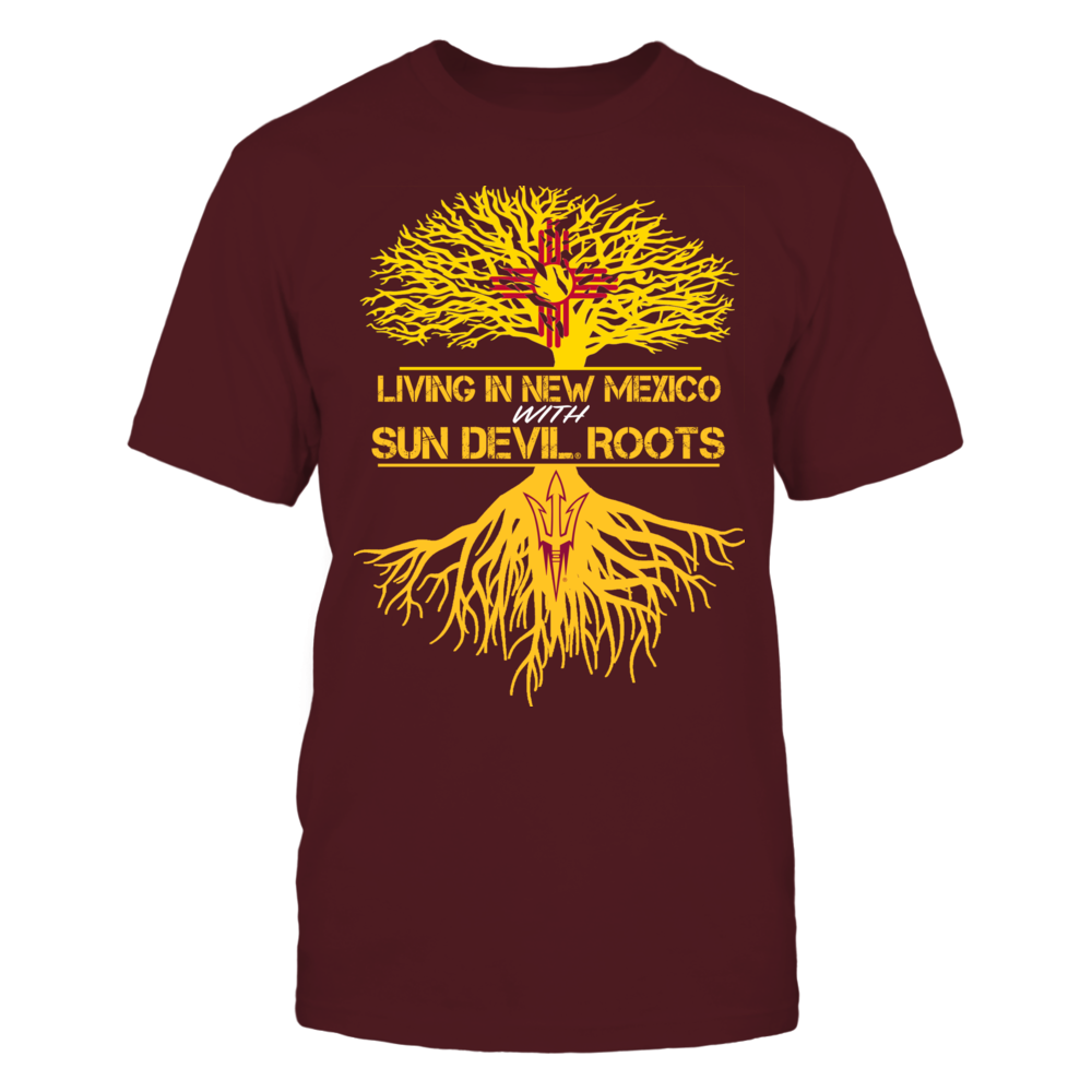 Arizona State Sun Devils - Living Roots New Mexico Front picture