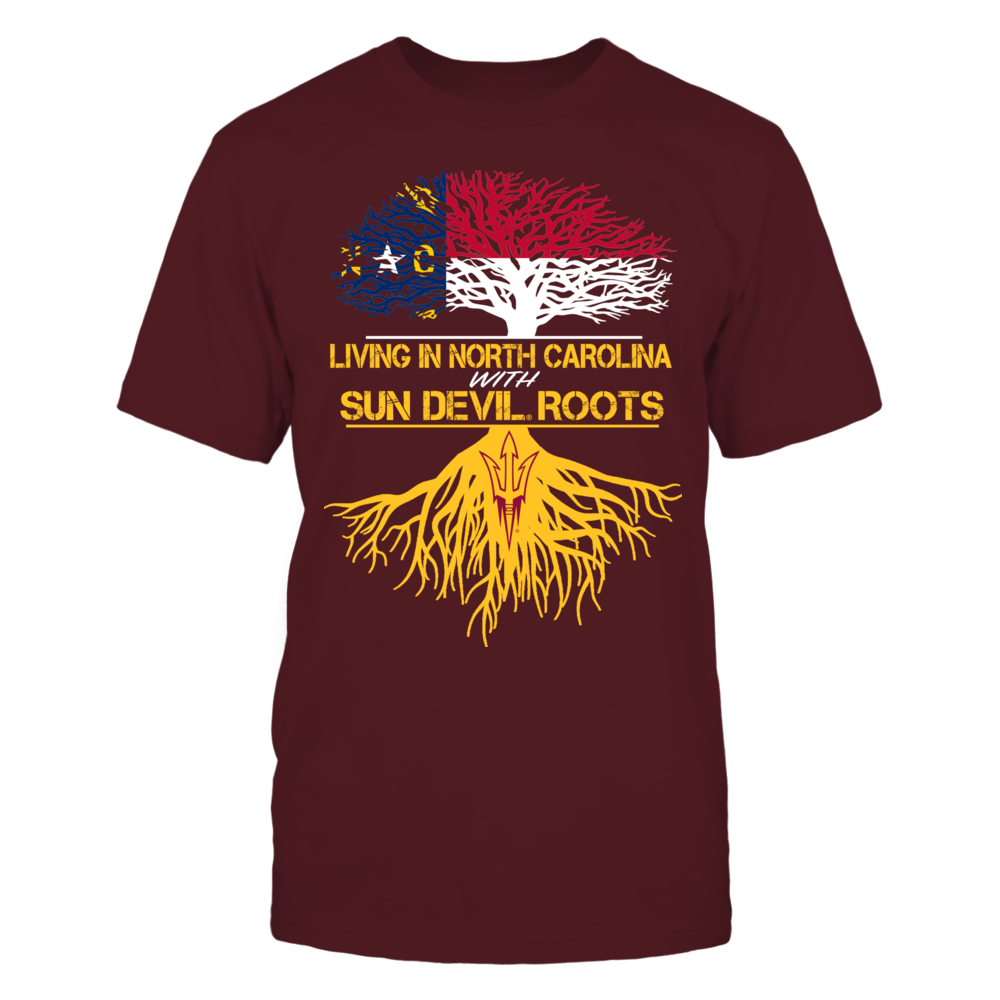 Arizona State Sun Devils - Living Roots North Carolina Front picture