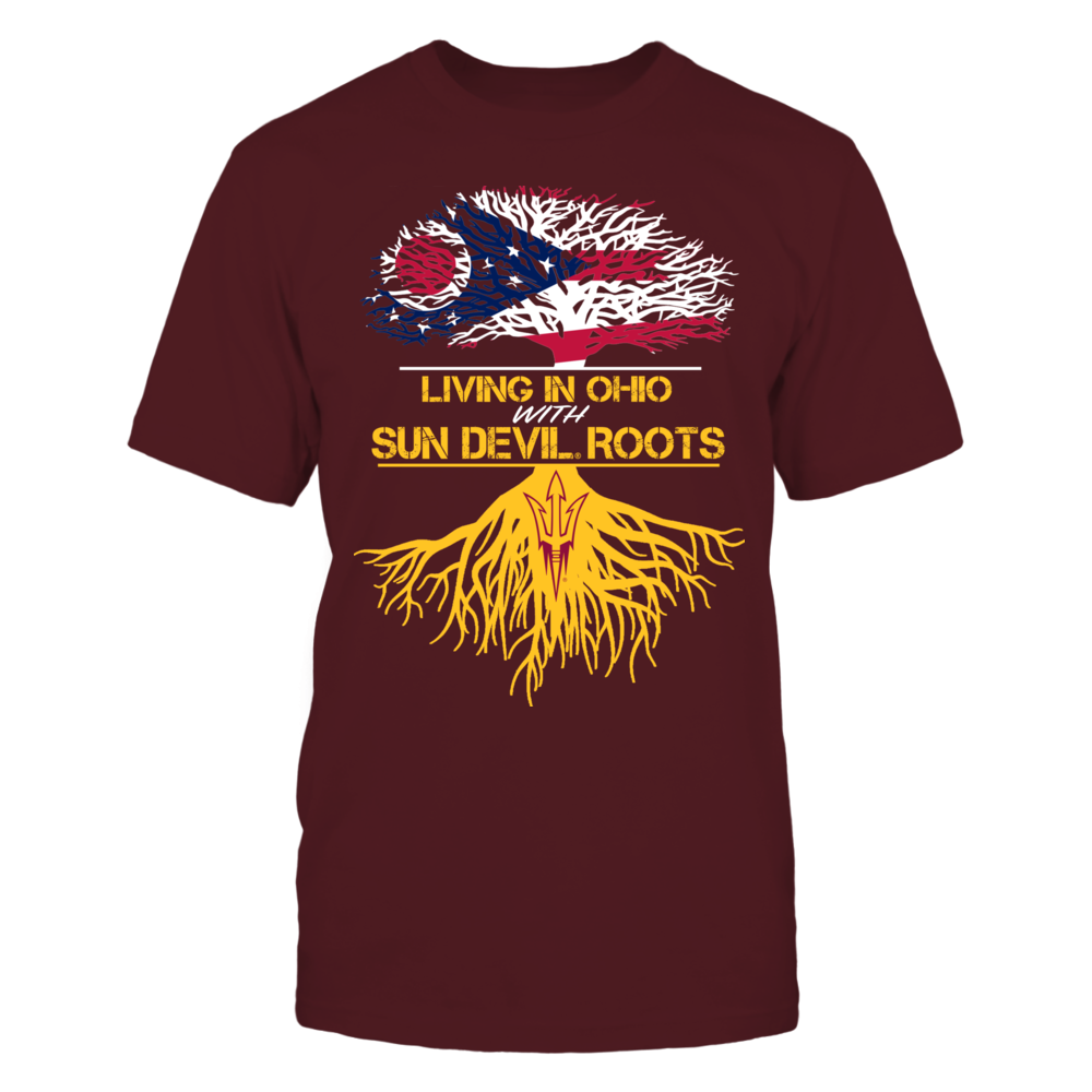 Arizona State Sun Devils - Living Roots Ohio Front picture