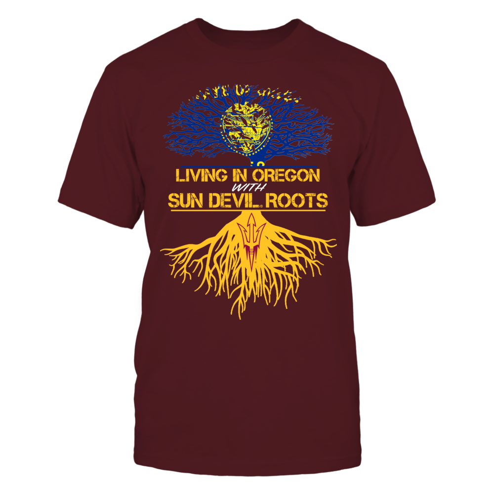 Arizona State Sun Devils - Living Roots Oregon Front picture
