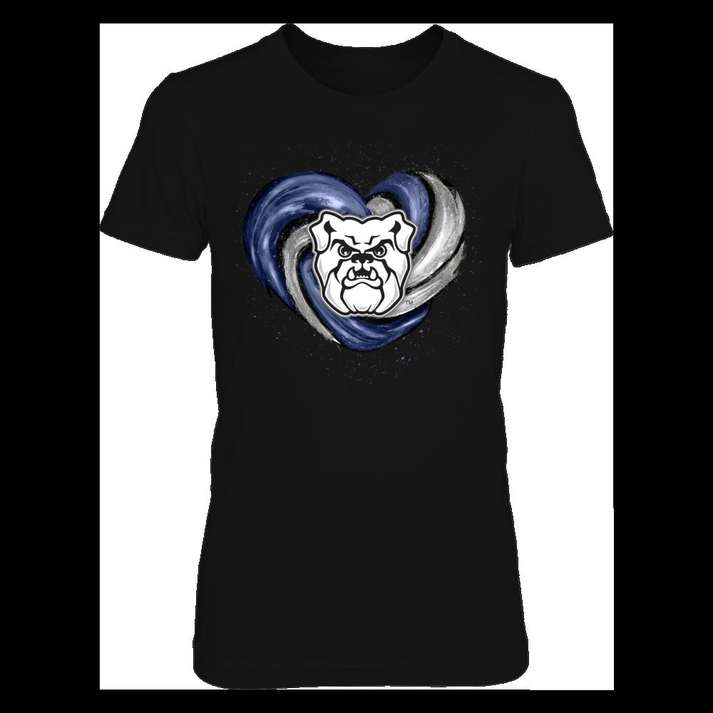 Butler Bulldogs - Hurricane Heart - Original Front picture
