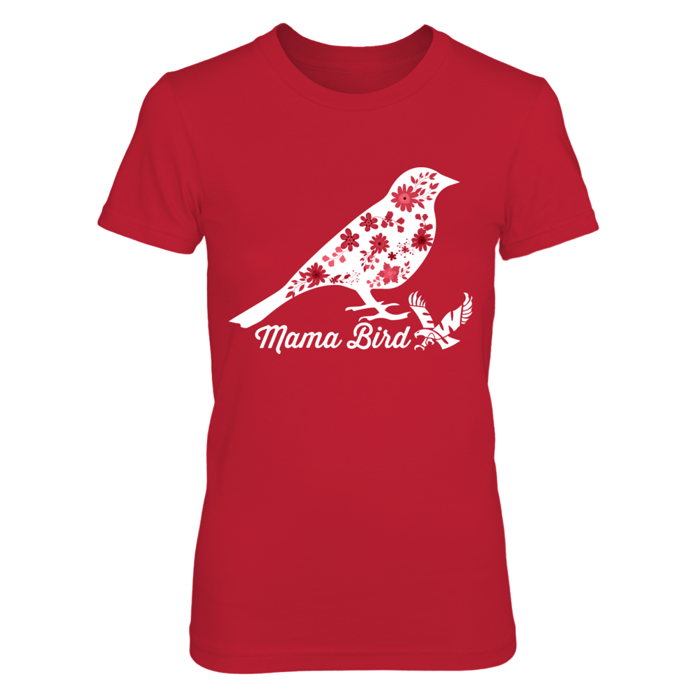 Eastern Washington Eagles -  Floral Mama Bird Front picture