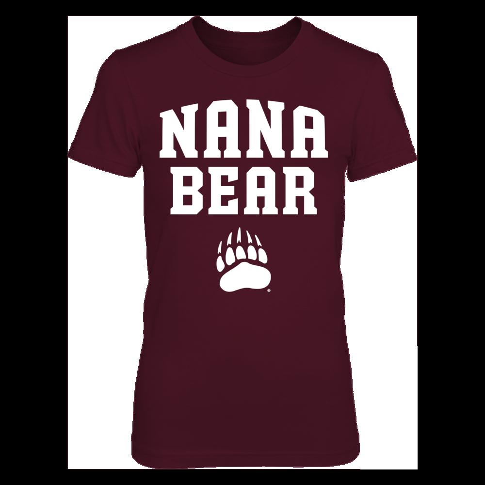 Montana Grizzlies - Nana Bear Front picture