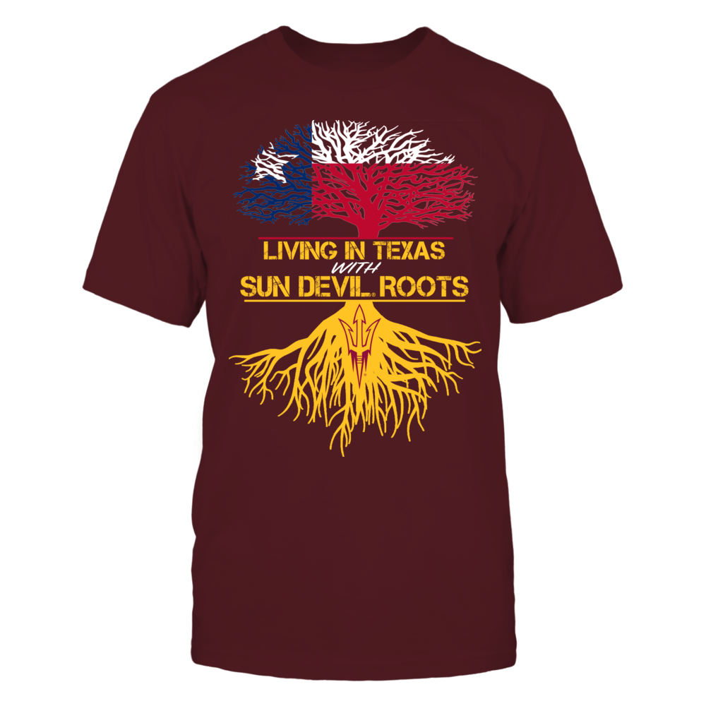 Arizona State Sun Devils - Living Roots Texas Front picture