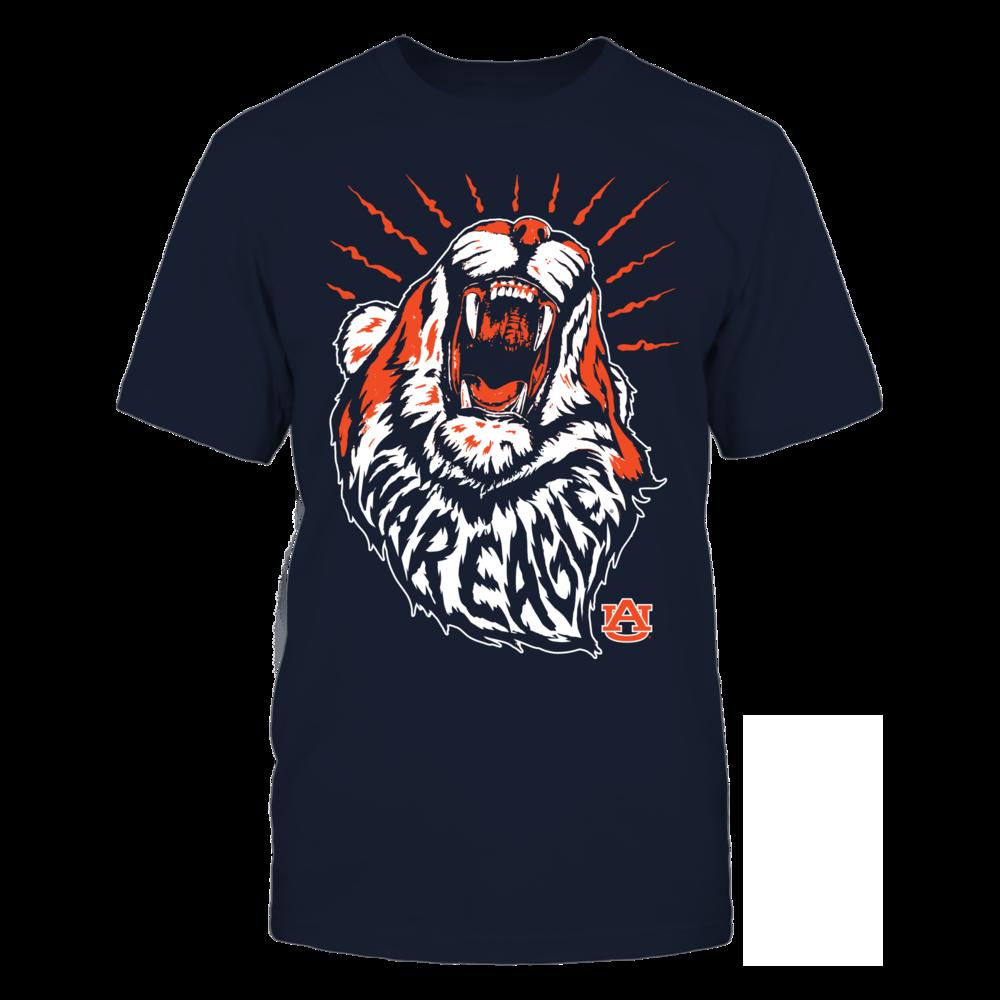 Auburn Tigers - Slogan Inside Tiger Roars Front picture
